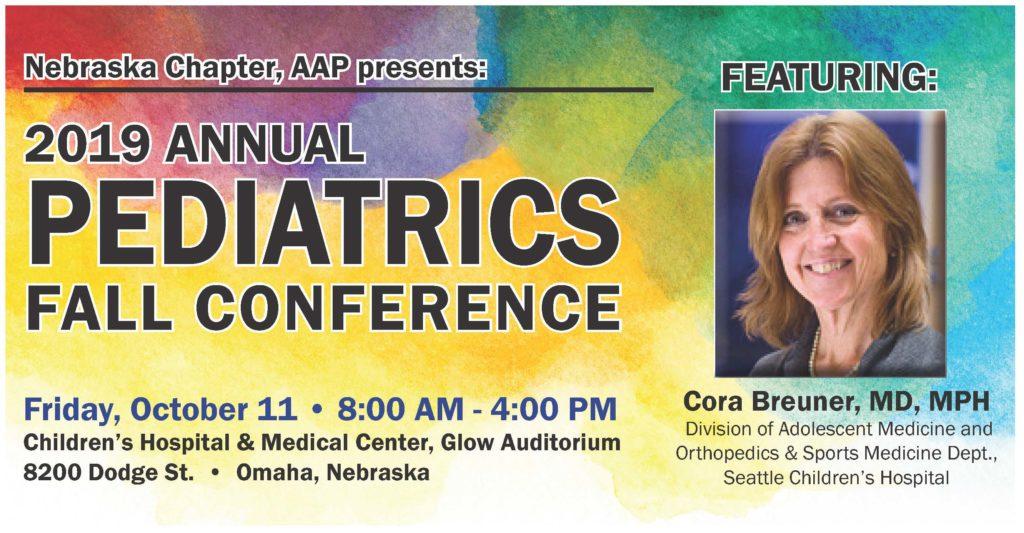 News – The Nebraska Chapter • American Academy of Pediatrics
